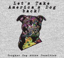 Let's Take America's Dog Back! by Mcflytrek