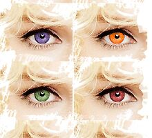 EYES by Indayahlove