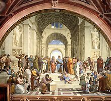 School of Athens by troycap