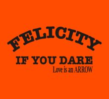 FELICITY IF YOU DARE by watertribe