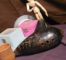 Fiehn Bass Ocarina  by littlemarin