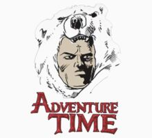 The True Adventurer (Finn Face) by BSRs