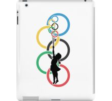Olympic Dream - Banksy Inspired iPad Case/Skin