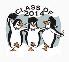 Graduation Penguins - Class of 2014 by Gravityx9