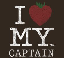 I Love My Captain by CrumblinCookie