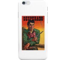Vintage Desperado iPhone Case/Skin
