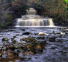Cotter Force by English Landscape Prints