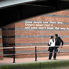 The Writing On The Wall by wippapics