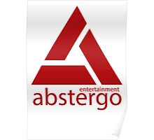 Abstergo Red Variant - Assassin's Creed Poster