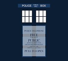 Police Box by markusian