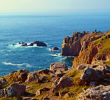 Land's End, Cornwall by SaraHardman