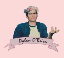 sassy Dylan O'Brien by Kuroko1033