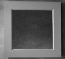 Square Mirror by Alex Wagner
