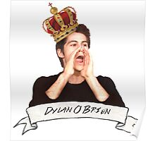 Dylan O'Brien OUR KING Poster