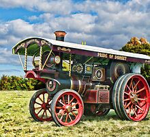 Burrell showmans engine by ipgphotography