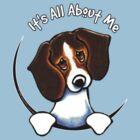 Tricolor Beagle IAAM by offleashart