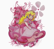 Flowery Princess Peach by SaradaBoru