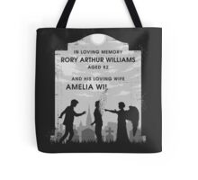 Goodbye Raggedy Man Tote Bag
