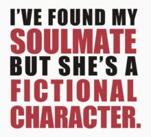 My Soulmate is a Fictional Character by awcheung2