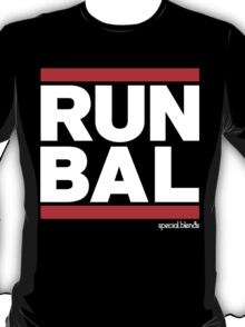 Run Baltimore BAL (v2) T-Shirt