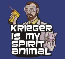 Krieger is my Spirit Animal by freezinghot