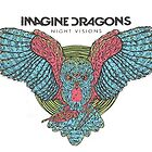 Imagine Dragons Owl by BRAINROX