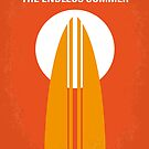 No274 My The Endless Summer minimal movie poster by Chungkong