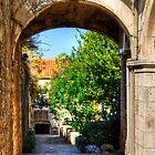 Korčula Arch by Tom Gomez