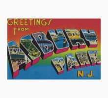Greetings from Asbury Park T-Shirt