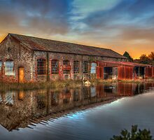 Bembridge Lagoons by manateevoyager