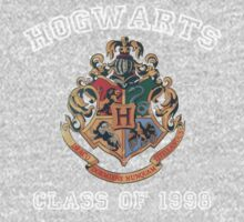 Hogwarts - Class of 1998 by zchamar