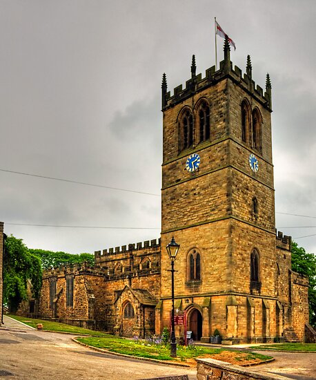 St Mary's, Barnard Castle by Tom Gomez