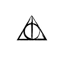 Deathly Hallows by ilikefood
