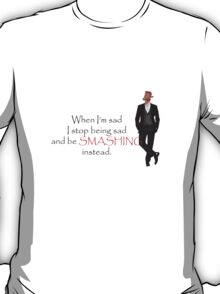 smashing nigel thornberry barney stinson T-Shirt