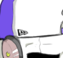 Swag Skull Sticker