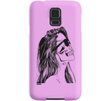 Swag Skull Girl Samsung Galaxy Case/Skin