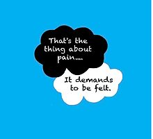 The Fault In Our Stars Quote by ilikefood