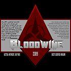 Bottle of Bloodwine by Amanda Mayer