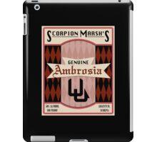 Ambrosia - So Say We All iPad Case/Skin
