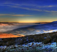 Cloud Inversion by English Landscape Prints