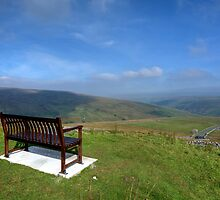 Best Seat In The House by English Landscape Prints