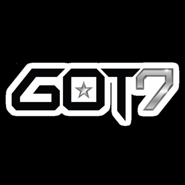 the gallery for gt got7 logo kpop