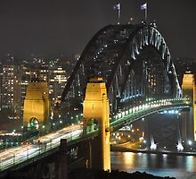 Icon - Sydney Harbour Bridge by peter694