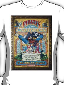 Pirates of the Caribbean Ride T-Shirt