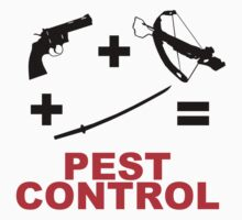 Pest Control by Towerjunkie