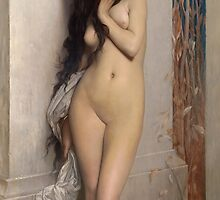 The Grasshopper by Jules Joseph Lefebvre by TilenHrovatic