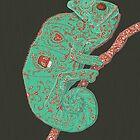 Chameleon by Mikael Biström