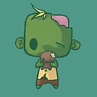 Baby Zombie by Lollitree