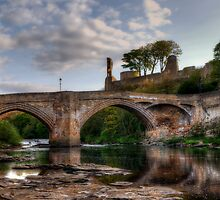 County Bridge, Barnard Castle by Stephen Smith