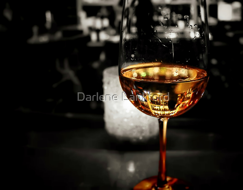 *Captured in a Glass* by Darlene Lankford Honeycutt